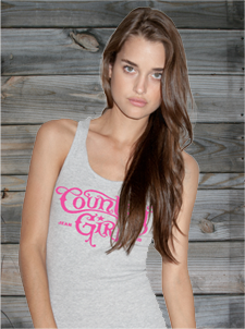 Country Girl Tank Tops