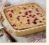 Cranberry Cake A La Helga