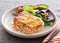 Crock-pot West Texas Cheeseburger Casserole