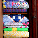handmade quilts made on the farm