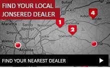 dealer locator map