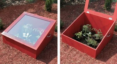 Cold frames for starting seeds - Tractor Supply Co.