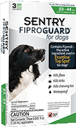 Fiproguard for Dogs 23-44 lbs.