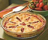 (Fresh Berries) Strawberry Pie