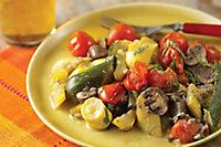 Grilled Summer Veggies