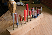 some hand tools