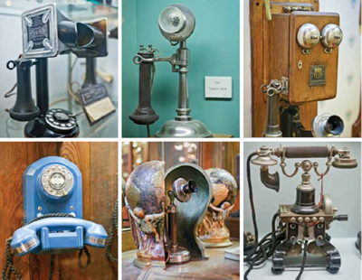 some different phones from history