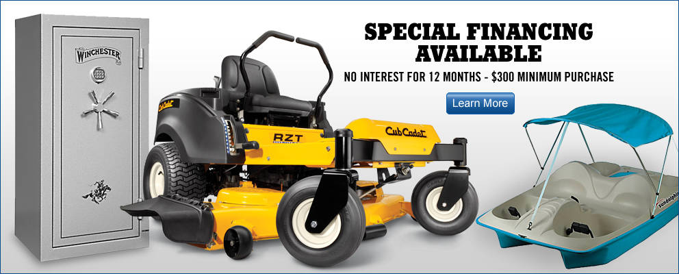 Special Financing Available - Tractor Supply Co.