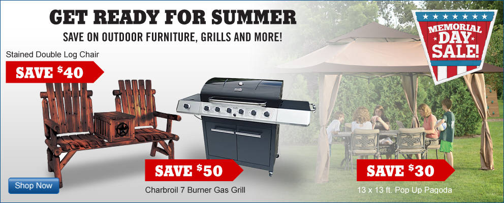Outdoor Living - Tractor Supply Co.