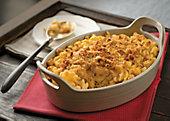 Homemade Macaroni and Cheese
