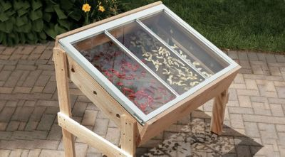 Make Your Own Solar Produce Dryer Gardening Tractor