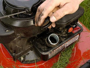 Lawn Mower Engine Maintenance