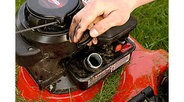 Ethanol And Its Effects On Outdoor Power Equipment | Lawn Mower