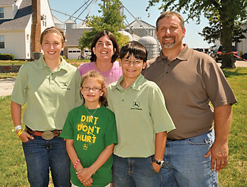 The Rulon family - Tractor Supply Co.