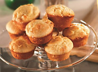 Orange Breakfast Muffins