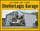 ShelterLogic Garage Video