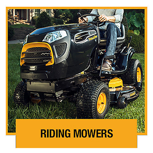 Poulan Pro Riding Mowers - Tractor Supply Co.