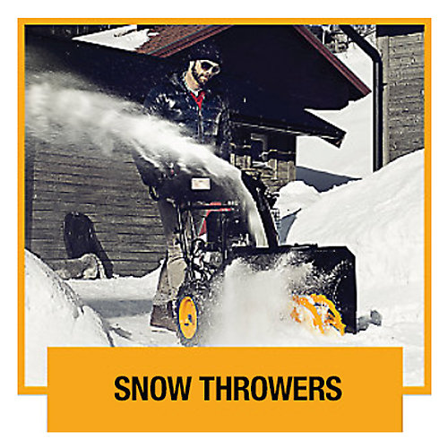 Poulan Pro Snow Throwers - Tractor Supply Co.