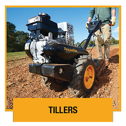 Poulan Pro Tillers - Tractor Supply Co.