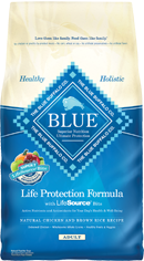 blue buffalo adult dog food