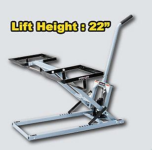 22 inch Lift