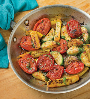 Sauteed Fresh Vegetables - Tractor Supply Co.