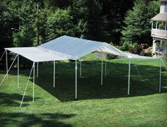 Canopy Accessories & Shelterlogic Portable Garages Canopies and Shelters | Tractor ...