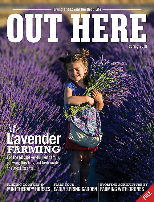 Out Here Magazine - Spring 2018 - Tractor Supply Co.