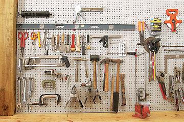 Organize your garage or workshop! - YouTube