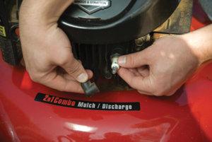 Lawn Mower Spark Plug
