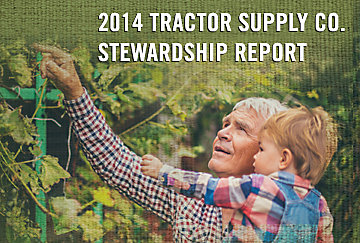 2014 Tractor Supply Co. Stewardship Report