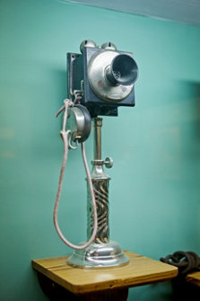 1890s Western Electric phone