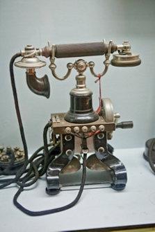1890s Ericsson Co. phone