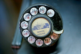 Jimmy Carter phone