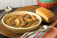 Texas-Style Barbecue Stew