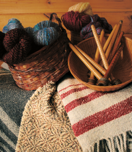 tools of the weaving trade