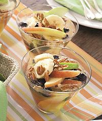 Three-Minute Fruit Dish
