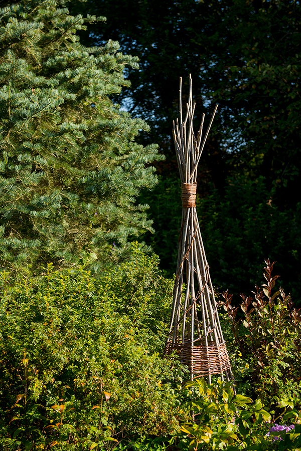 Willow Garden Tee Pee