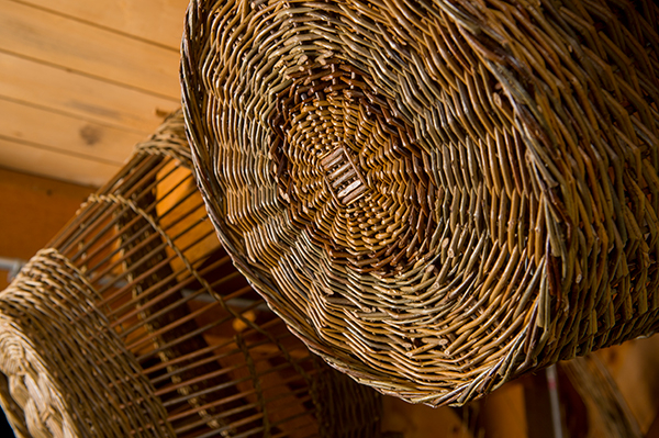 Willow Basket craftsmanship - Tractor Supply Co.