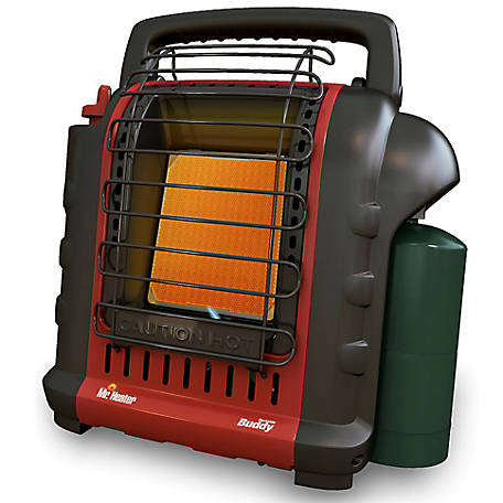 Mr. Heater Portable Buddy Heater, Massachusetts Version