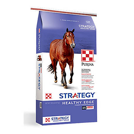 Purina Strategy Healthy Edge, 50 lb.