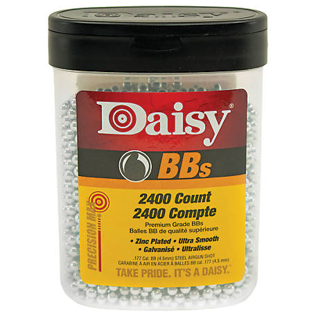 Daisy 2400-Count BB Bottle, 980024-446