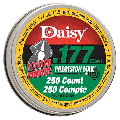 Daisy .177 Cal. Pointed Field Pellets