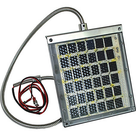 Wildgame Innovations 12V Edrenaline High-Efficiency Solar Panel
