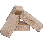 RedStone Wood Fuel, Pack of 6, ECOBRICK
