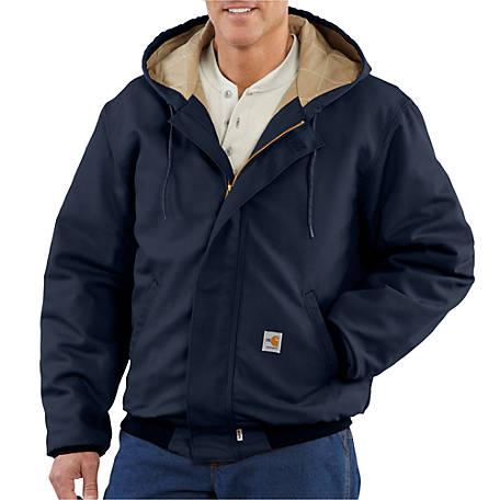03c9746468e2 Carhartt Men s Flame Resistant Canvas Active Jacket