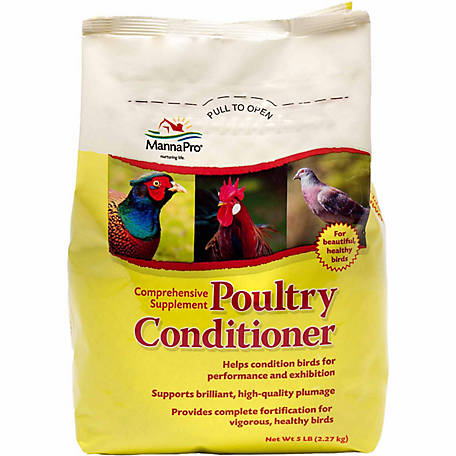 Manna Pro Poultry Conditioner, 5 lb.