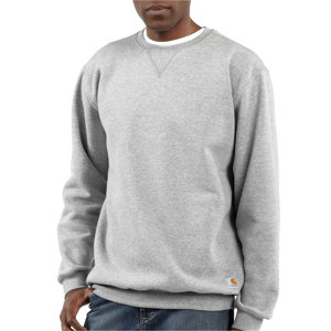 Carhartt Men's Mid-Weight Crewneck Sweatshirt at Tractor Supply Co.
