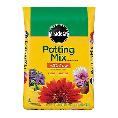 Miracle-Gro Miracle-Gro Potting Mix 1 CF, 75651300