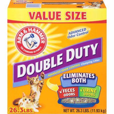 Buy Arm & Hammer Double Duty Litter; 26.3 lb. Online